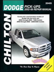 Dodge Ram Shop  Service Manuals At Books4cars Com