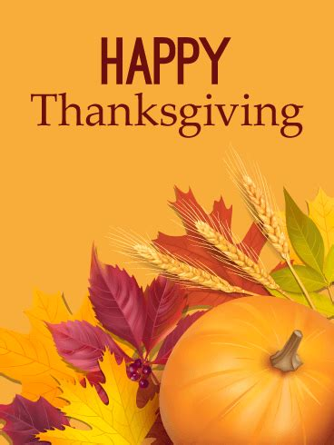 thankful thanksgiving card birthday greeting