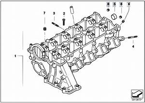Original Parts For E46 320d M47 Sedan    Engine   Cylinder