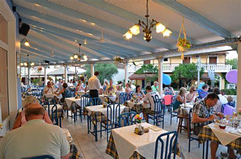 Family Restaurant  Tsilivi Zakynthos Zante