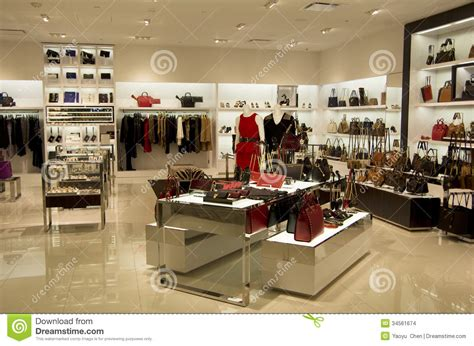 handbag purse store editorial stock image image