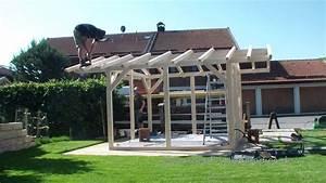 Gartenhaus Streichen Vor Aufbau : gartenhaus aufbau vom zimmermann in rosenheim youtube ~ Buech-reservation.com Haus und Dekorationen