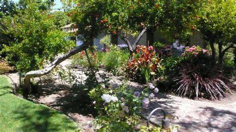 garden area picture of mission san luis obispo de tolosa