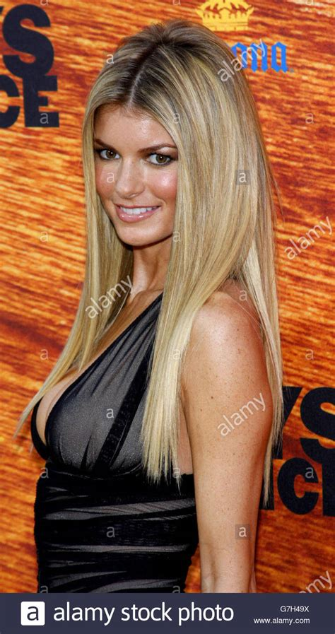 Marisa Miller Attends The Spike Annual Guys