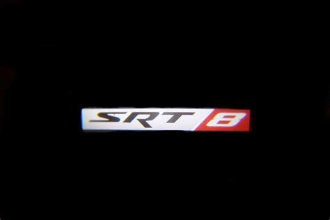 srt8 jeep logo srt8 badge led door projector courtesy puddle logo lights