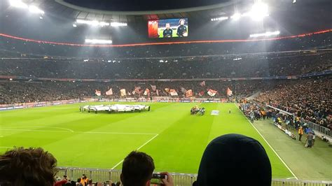 FC Bayern München vs Paris Saint-Germain (Intro) - YouTube