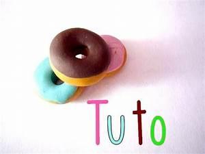 Tuto Pate Fimo : tuto fimo donuts youtube ~ Dode.kayakingforconservation.com Idées de Décoration