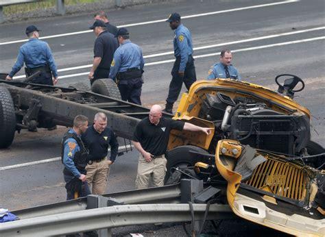 New Jersey Bus Crash Kills 2, Injures 43