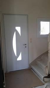 portes alu fenetres pvc a plouzane mvm With porte d entrée alu avec dalle liège sol salle de bain