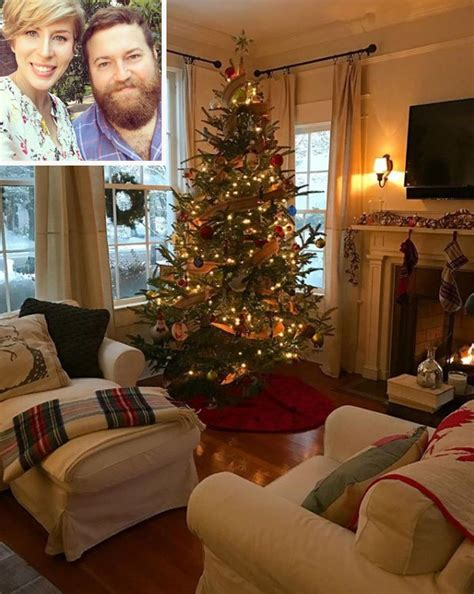 celebrity christmas trees  holiday decorations