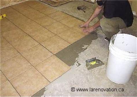 salle de bain sur plancher faire la r 233 novation d un plancher de salle de bain