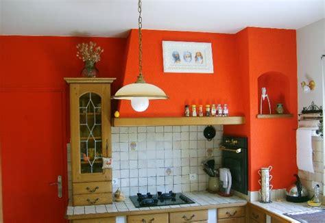 d馗o peinture cuisine decoration maison peinture cuisine