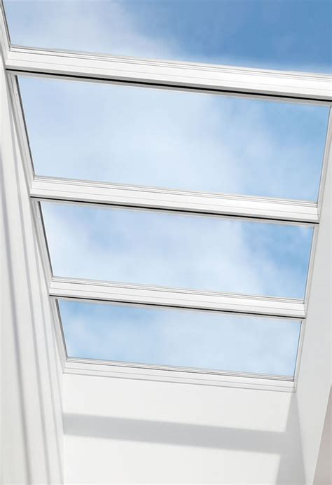 www velux a mono pitched rooflight solution velux longlight 5 30 176
