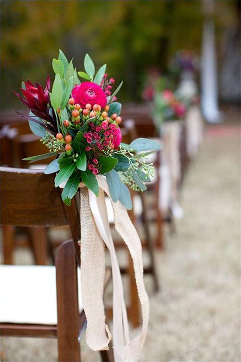red  grey outdoor wedding  alabama wedding aisle
