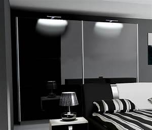 Schlafzimmer Komplett Schwebetürenschrank : komplett schlafzimmer hochglanz rivabox ~ Markanthonyermac.com Haus und Dekorationen