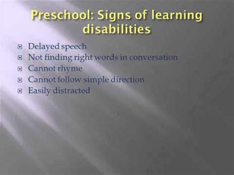 preschool 3 signs of a learning disability 360   hqdefault