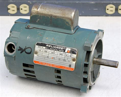 Reliance Electric Motors by Reliance Electric C56h3000m Duty Master Ac Motor 1725rpm 1