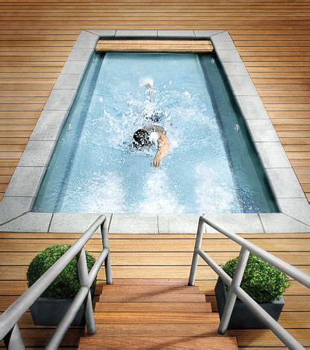 lpw bassin de nage en inox vitaswim let s swim in pool spas