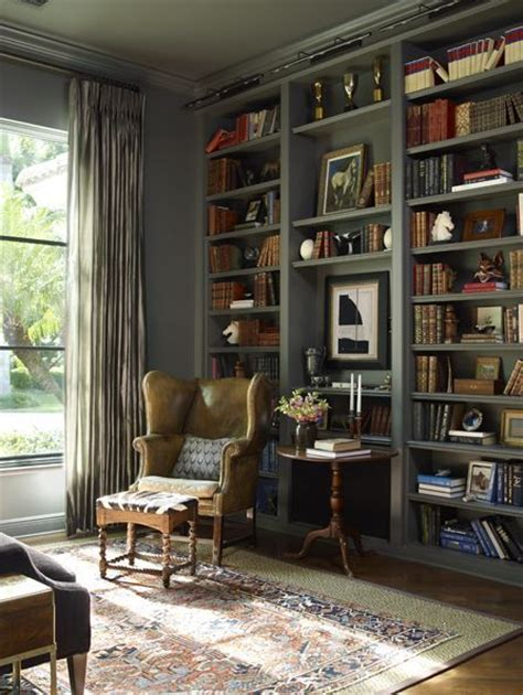 thrifty decor library 17 best ideas about home library decor on