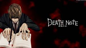 Death Note Yagami Light PS Vita Wallpapers - Free PS Vita ...