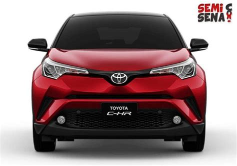 Gambar Mobil Toyota Chr Hybrid by Toyota Chr Interior 2018 Indonesia Houzz