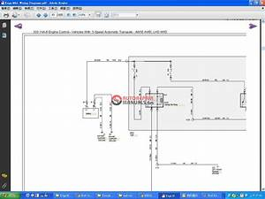Ford Kuga 2011 Mk1 Wiring Diagram