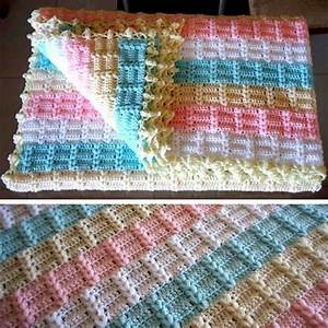 Crochet For Children  Wonderful Baby Blanket