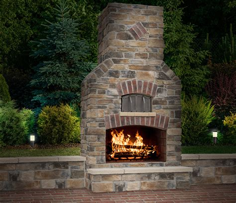 Outdoor Fireplaces & Pizza Ovens  Photo Gallery Kitchen