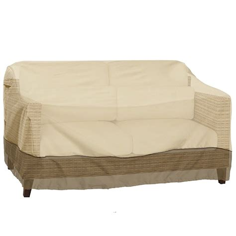 Outdoor Loveseat Cover by Veranda Patio Loveseat Cover In Patio Furniture Covers