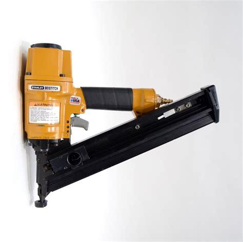 bostitch floor stapler leaking air stanley bostitch nailer stapler n60fn as is leaks air for