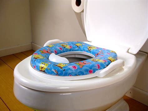 the soft potty seat spongebob soft potty seat baby n toddler