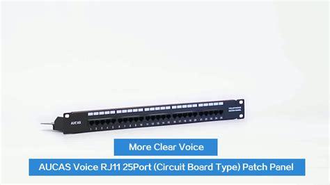 port rj standard    rack mount idc type