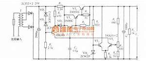 20v 2a Stabilized Voltage Supply Circuit