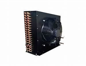 New Condenser Coil With Fan For 2 5 Hp Condensing Unit 33 U0026quot L X 13 U0026quot D X 21 U0026quot H