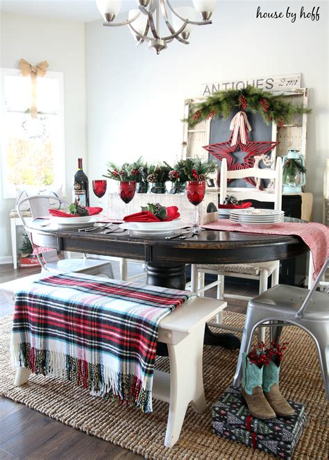 christmas home   country living house  hoff