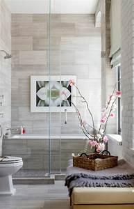 Badezimmer Dekorieren Ideen : baddeko dezente doch charaktervolle deko ideen ~ Markanthonyermac.com Haus und Dekorationen