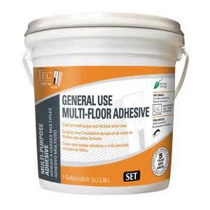 lowes flooring glue tec skill set 3 78 l general use multi floor adhesive lowe s canada