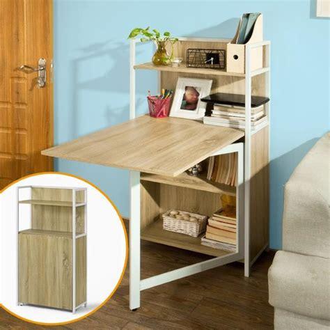 table de bureau pliante table pliante armoire avec table pliable intégrée table