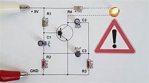 Blinker Schaltplan Elektrik Blinkgeber