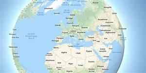 Image Google Map : google maps se met au globe en 3d pour ses cartes ~ Medecine-chirurgie-esthetiques.com Avis de Voitures