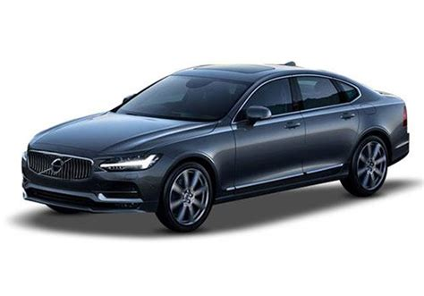 cost of new volvo truck volvo s90 new price review cardekho com
