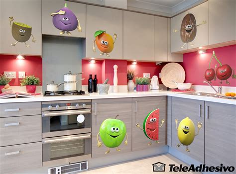 buenos habitos alimenticios frutas en la cocina
