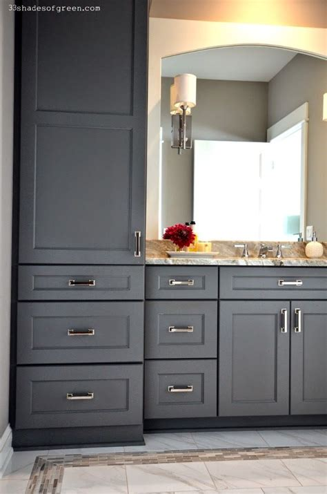 ideas  bathroom cabinets  pinterest