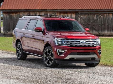 ford expedition max review carfax vehicle research