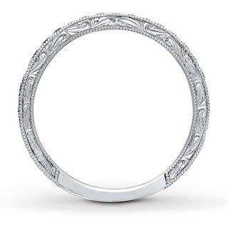 neil lane wedding band  ct tw diamonds  white gold