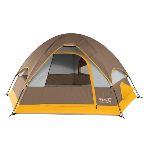 sport canopy tent wenzel 174 sentinel sport dome tent 123440 backpacking
