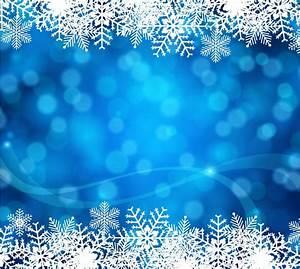 Blue Christmas Background Vector Art | Free Vector ...
