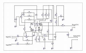 Low Pass Filter Subwoofer Using Lm324