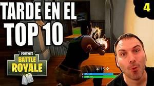 FORTNITE | TARDE EN EL TOP 10 EN SOLITARIO | BATTLE ROYALE ...