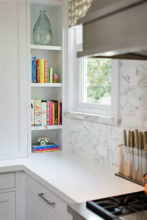 cookbook niche transitional kitchen benjamin moore